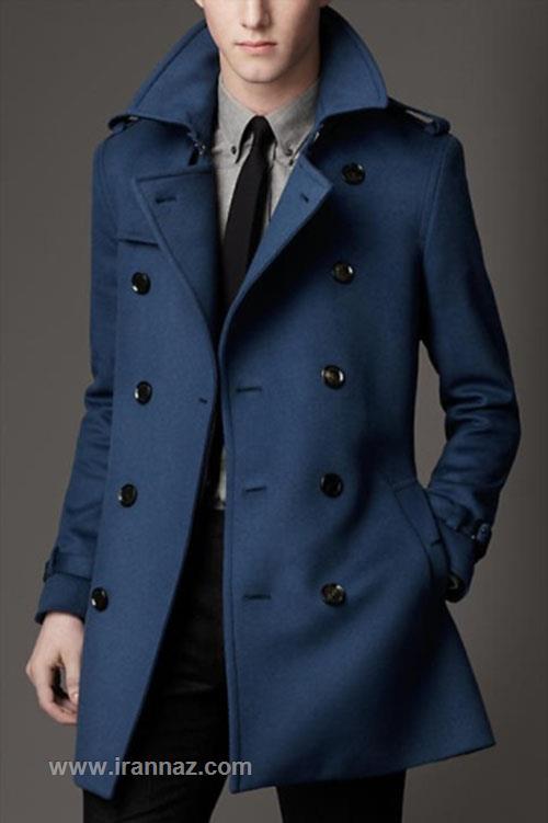 مدل های جدید پالتو مردانه
