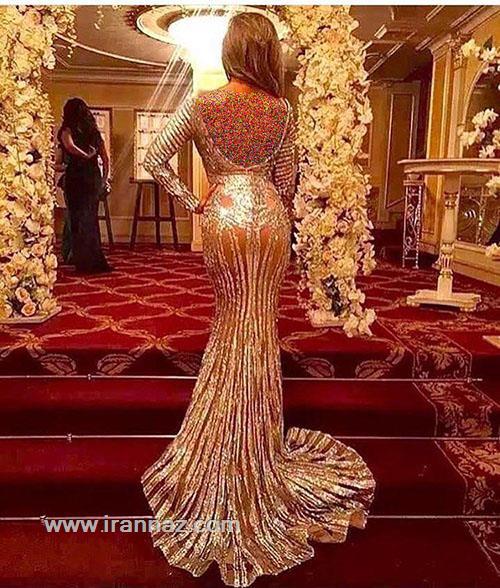 شیکترین و خاصترین لباسهای مجلسی خارجی