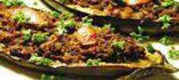 طرز تهیه غذای ترکی بادمجان شکم پر