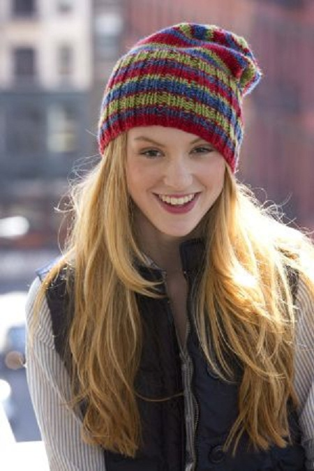 مدلهای جدید کلاه بافتنی دخترانه