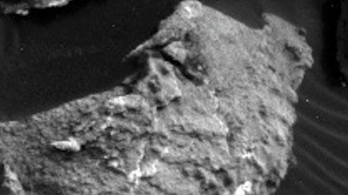 جنازه یک زن در مریخ کشف شد +عکس