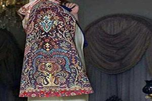 مدل مانتو سنتی دخترانه و زنانه ایرانی