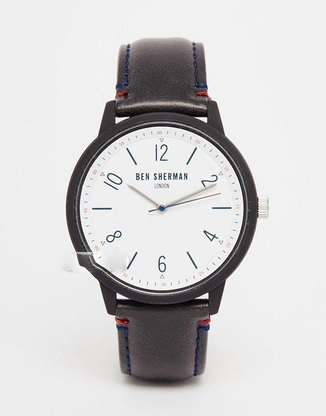 جدیدترین مدلهای زیبای ساعت مردانه Ben Sherman