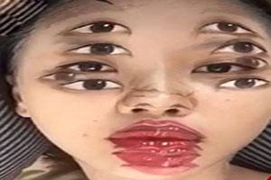 جنجالی که این زن با عکسش راه انداخت +تصویر
