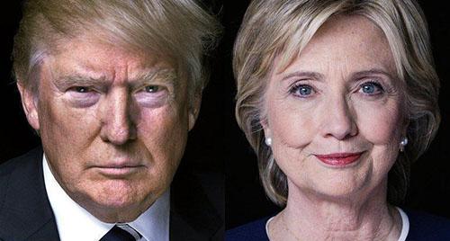 نتایج انتخابات ریاست جمهوری آمریکا پیروزی ترامپ +تصاویر
