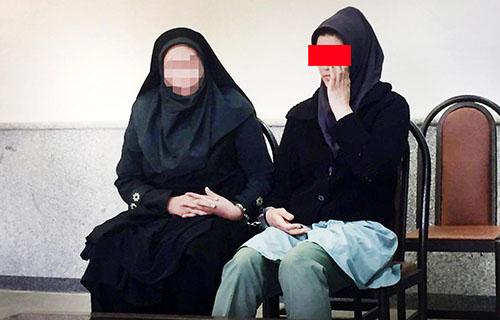 جزئیات بازجویی از زن قاتل شهرک آزادی تهران +عکس