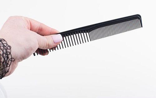 آموزش تصویری فر کردن مو با دستمال کاغذی
