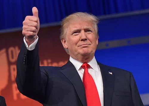 دونالد ترامپ رئیس جمهور آمریکا شد +تصاویر پس از پیروزی