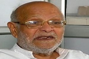 مرگ نوه گاندی در فقر مطلق +عکس