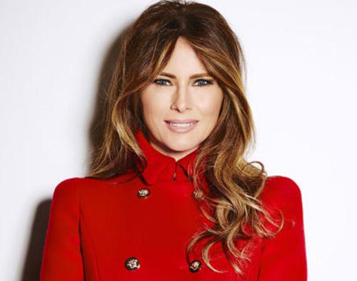 تصاویر و بیوگرافی همسر زیبای دونالد ترامپ