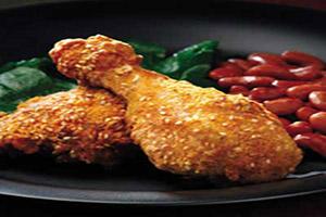 آموزش طرز تهیه مرغ کنتاکی سریع