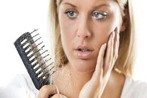 راه حل خانگی درمان ریزش مو