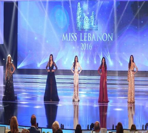 تصاویر زیباترین دختر شایسته لبنان