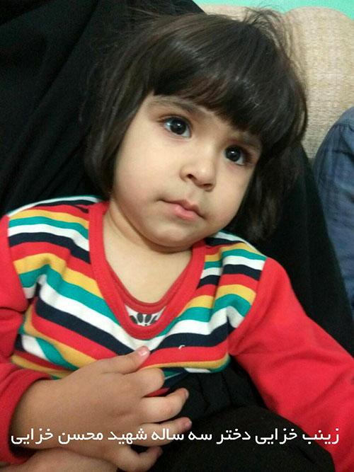 خبرنگار ایرانی با خمپاره داعش شهید شد +عکس