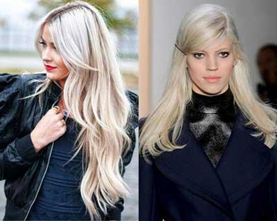 رنگ موهای جدید مد سال +تصاویر