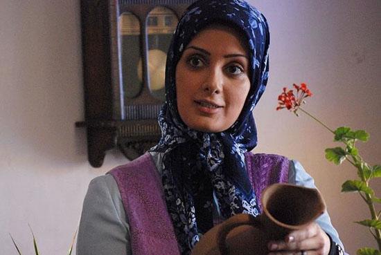 کشف حجاب سمیرا سیاح بازیگر مشهور ایرانی +تصاویر