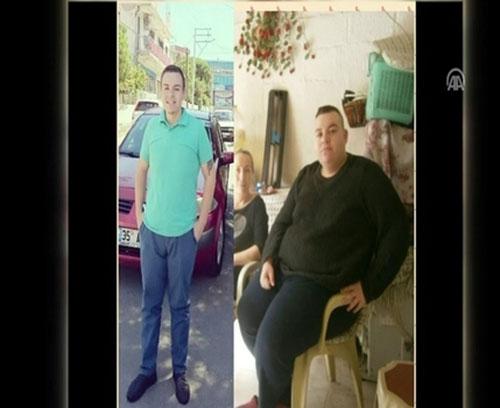 این مرد پس از شکست عشقی 101 کیلو کم کرد +عکس