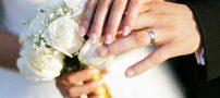 عروس و داماد یادشان رفت به مراسم ازدوجشان بروند+عکس