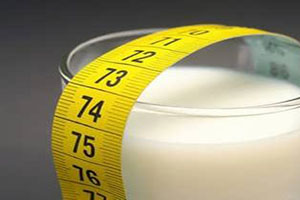 رژیم شیر برای کم کردن سریع وزن