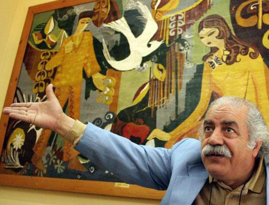 بهزاد فراهانی میگوید هرکس با من مشکل دارد مهاجرت کند