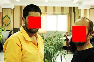 این دو برادر برای کشتن قاتل پدرشان به ایران سفر کردند +عکس