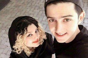 دختر زیبای روس طرفدار شدید سردار آزمون و عزت اللهی +عکس