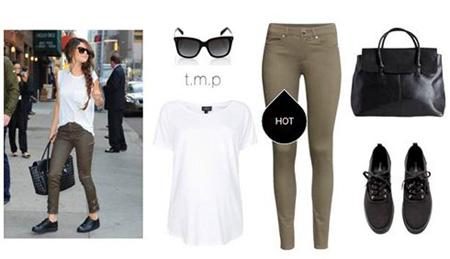 مدلهای لباس های ست پاییزی سلنا گومز