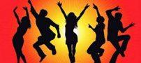 مسابقه رقص بین دختران و پسران در ایران +عکس