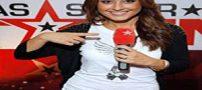 دختر زیبای ایرانی مجری شبکه معروف آلمان شد + تصاویر