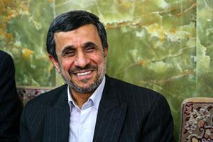 بدل احمدی نژاد در پیاده روی اربعین در عراق پیدا شد