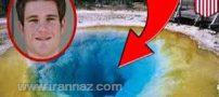 این پسر 23 ساله زنده زنده در چشمه آب گرم ذوب شد +تصاویر