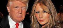 تبریک عجیب و طعنه آمیز سال نو ترامپ + عکس