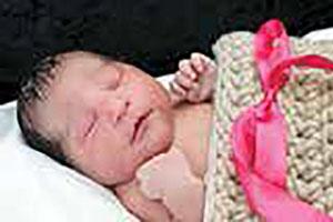 بدنیا آمدن نوزادی بعد از قتل مادرش