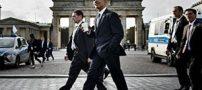دیدار و شام آخر باراک اوباما و آنگلا مرکل