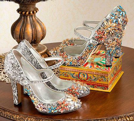 خاص ترین مدلهای بوت و کفش های زنانه مجلسی
