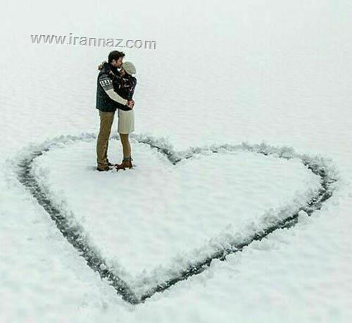 بهترین عکسهای عاشقانه دونفره و دلتنگی