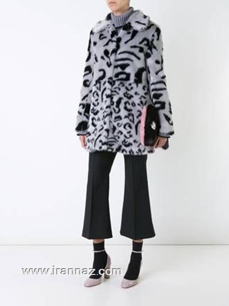 مدلهای جدید پالتو و کت زنانه برند مایکل مورس