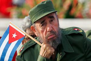 انقلابی مشهور فیدل کاسترو درگذشت