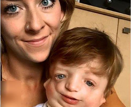 وحشت زن جوان از دیدن چهره نوزادش پس از زایمان +تصاویر