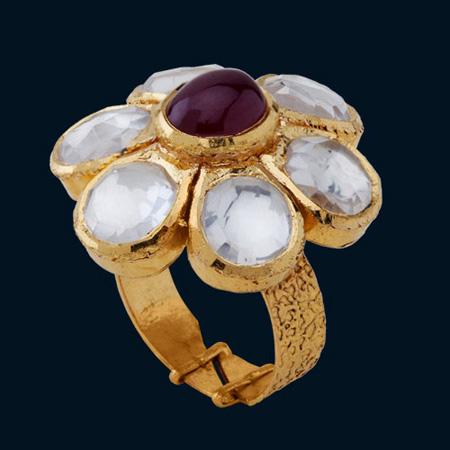 تازه ترین جواهرات شیک برند Hazoorilal Jewellers