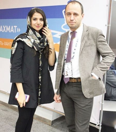 بیوگرافی سارا خادم الشریعه و مصاحبه با او +تصاویر