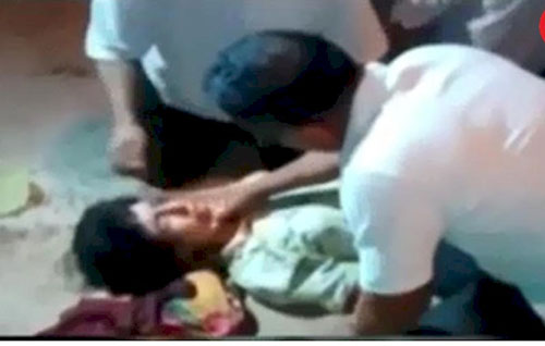 فیلم تسخیر دو پسر توسط جن هنگام احضار اردواح +عکس و فیلم