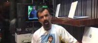 نادر بروسلی چهره اینستاگرامی در تیمارستان بستری شد+تصاویر