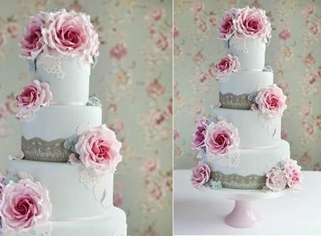 زیباترین و جدیدترین مدلهای کیک عروسی