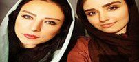 باور کنید ایندو بازیگر جوان و زیبای ایرانی مادر و دخترند +تصاویر