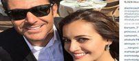 تبلیغ سلام بمبئی در اینستاگرام خانم بازیگر هندی +عکس