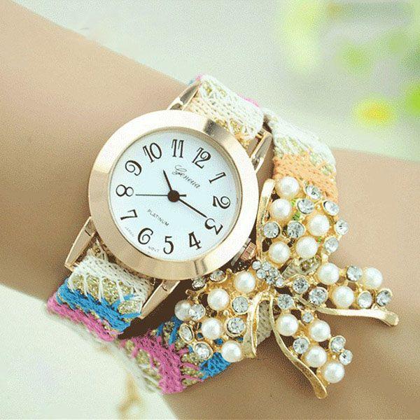 زیباترین مدلهای فانتزی ساعت مچی دخترانه