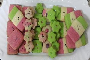 آموزش تهیه شیرینی هندوانه برای شب یلدا