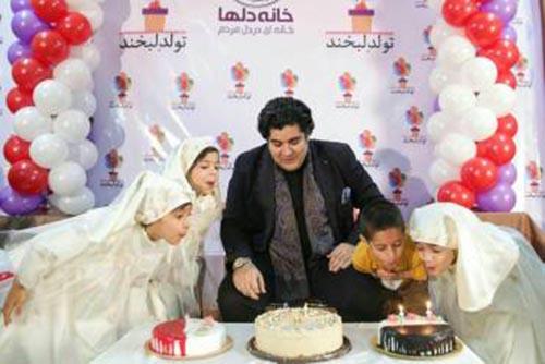 جشن تولد جالب سالار عقیلی در مشهد +تصاویر