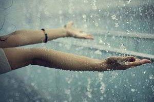 پیامک های عاشقانه روزهای بارانی